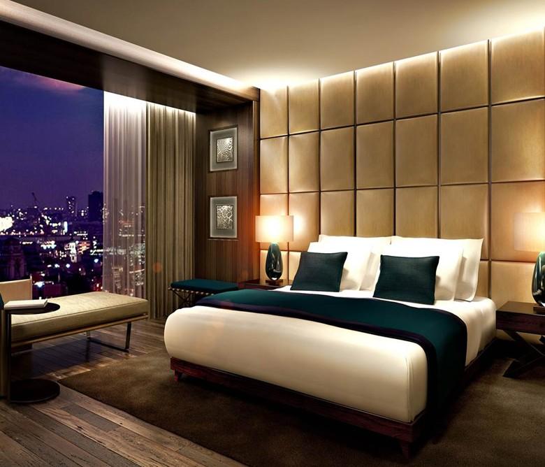 M Studio London 187 Marriott Hotel West India Quay